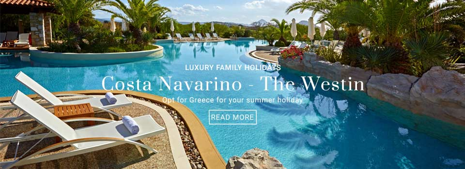 Costa Navarino Westin Greece
