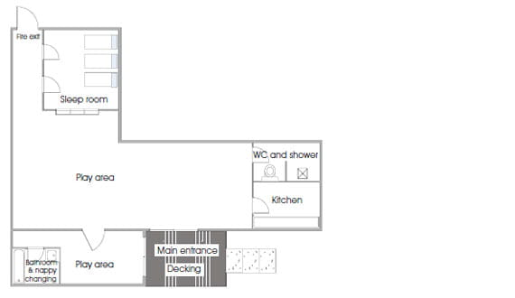 Globetrotters & Adventurers Floorplan, Almyra