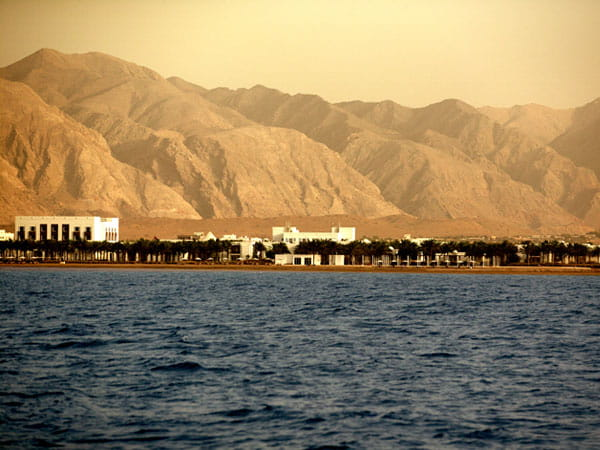 Hajar Mountains, Muscat