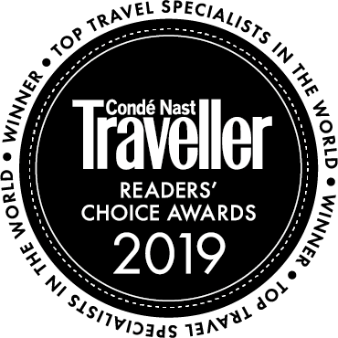 Condé Nast Traveler – The Readers' Choice Awards 2019
