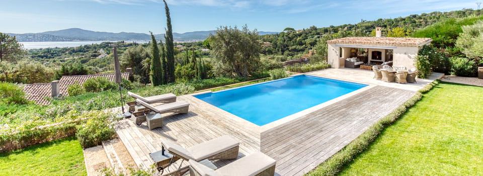 Villa Holidays in France