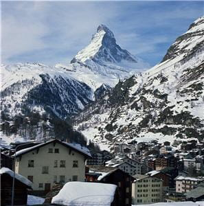 Switzerland voted best destination for ski holidays