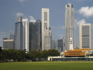 Luxury honeymoon holidays: Singapore home to 'green spaces'