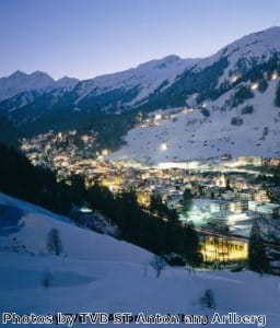 Head to one of Europe's 'pretty' luxury ski destinations