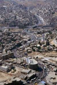 Amman is a 'modern and lively metropolis'