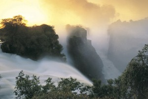 Victoria Falls is extremely sacred to local tribes